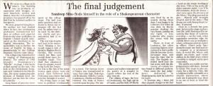 The Pioneer June 8, 1999