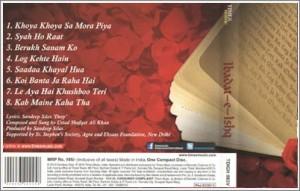 Ibadat-e-Ishq back cover